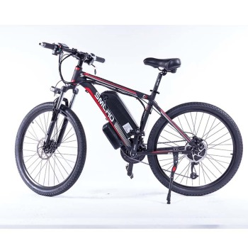 C6 2020  new design fast speed 26 inch electric bicycle alloy frame 21-Speed 1000w  e bike 2