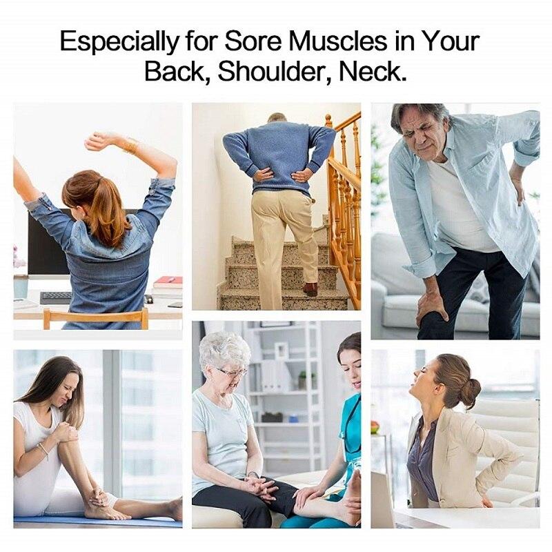 Natural Jade Stone Massage Mattress-Massage and Relaxation at Home