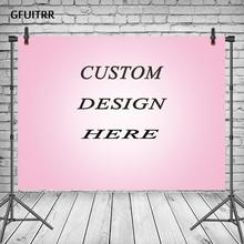 GFUITRR Link of Custom Photography Backdrops Wedding Birthday Background Vinyl Photo Props