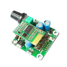 1 Placa de amplificador Digital Audio estéreo Bluetooth 4,2 TPA3110 15W AS99(China)
