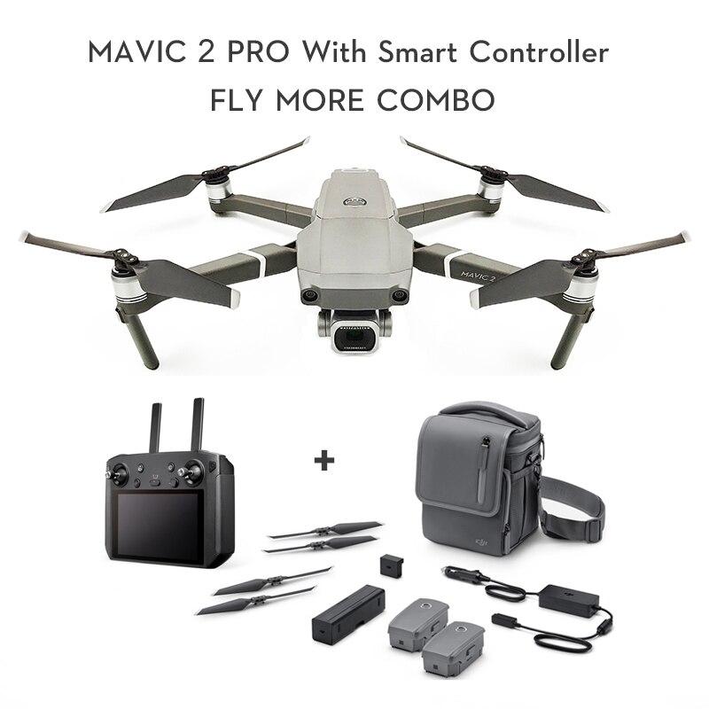 DJI Mavic 2 Pro / Mavic 2 Zoom Fly More Combo