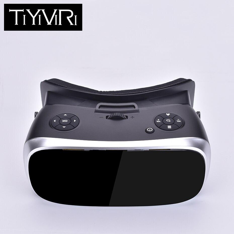 VR все в одном Виртуальная ПК Очки виртуальной реальности очки 3D гарнитура VR коробка для PS4 одна игровая консоль 2560*1440 Android 5,1 VR все
