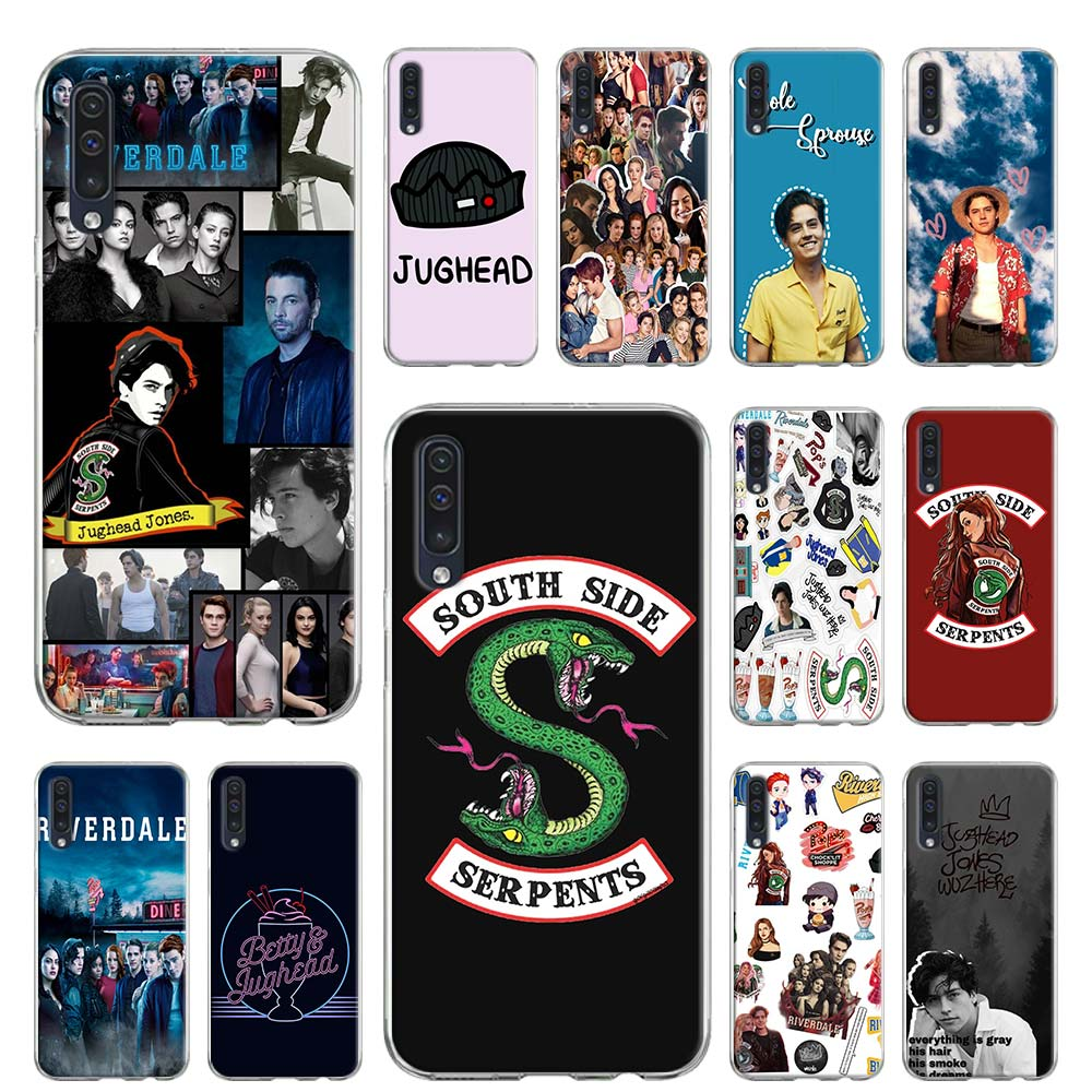 Case For Samsung Galaxy A51 A71 A50 A70 A10 A20 A30 A40 A11 A21 A31 A41 5G Coque Cover American TV Riverdale Southside Ser
