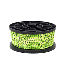 2.5MM Reflective Camping Tent Rope Cord Outdoor Sports Camping Hiking Umbrella Rope Tent Accessories 20m