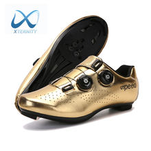 2021 MTB Bicycle Shoes Men Road Cycling Shoes Self-locking Sports Bike Sneakers Athletic Racing Sneakers Sapatilha Ciclismo Spd