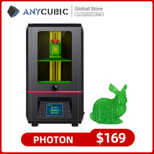Anycúbico photon planta baseado resina kit impressora 3d uv lcd 2k tela mais tamanho impresora 3d drucker resina uv