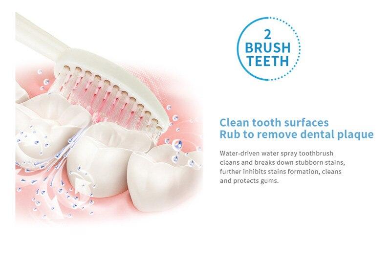 Torneira de água dental flosser irrigador oral