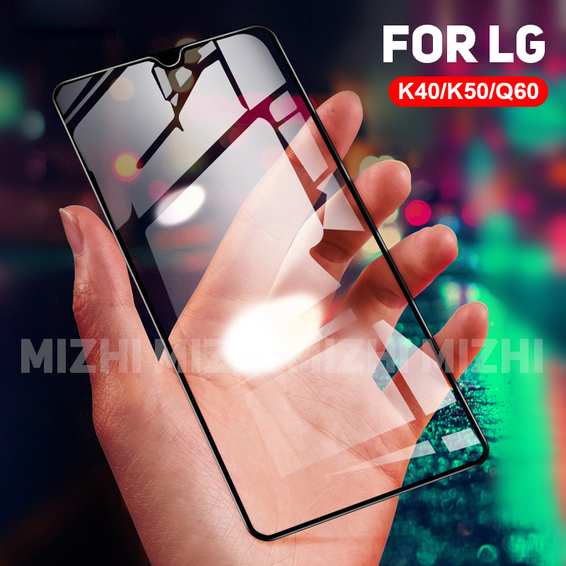 protective glass for lg Q60 V50 K50 K40 Tempered Glass On lg Q 60 V K 50 40 Screen protector LGQ60 LGK50 Safety glas cover film