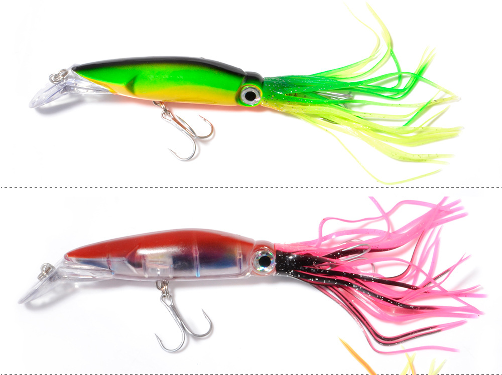 1pcs Plastic Carp Bait with Hook 10cm 18g Artificial 3D Bionic Fishing Lure Bait Colorful Fishing Bait Free Shipping Lure in Fishing Lures from Sports Entertainment
