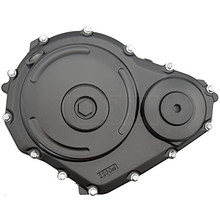 все цены на Motorcycle for Suzuki GSXR600 GSXR750 2006 2007 2008 2009 GSXR 600 750 Motorcycle Crankcase Engine Stator cover Black left side онлайн