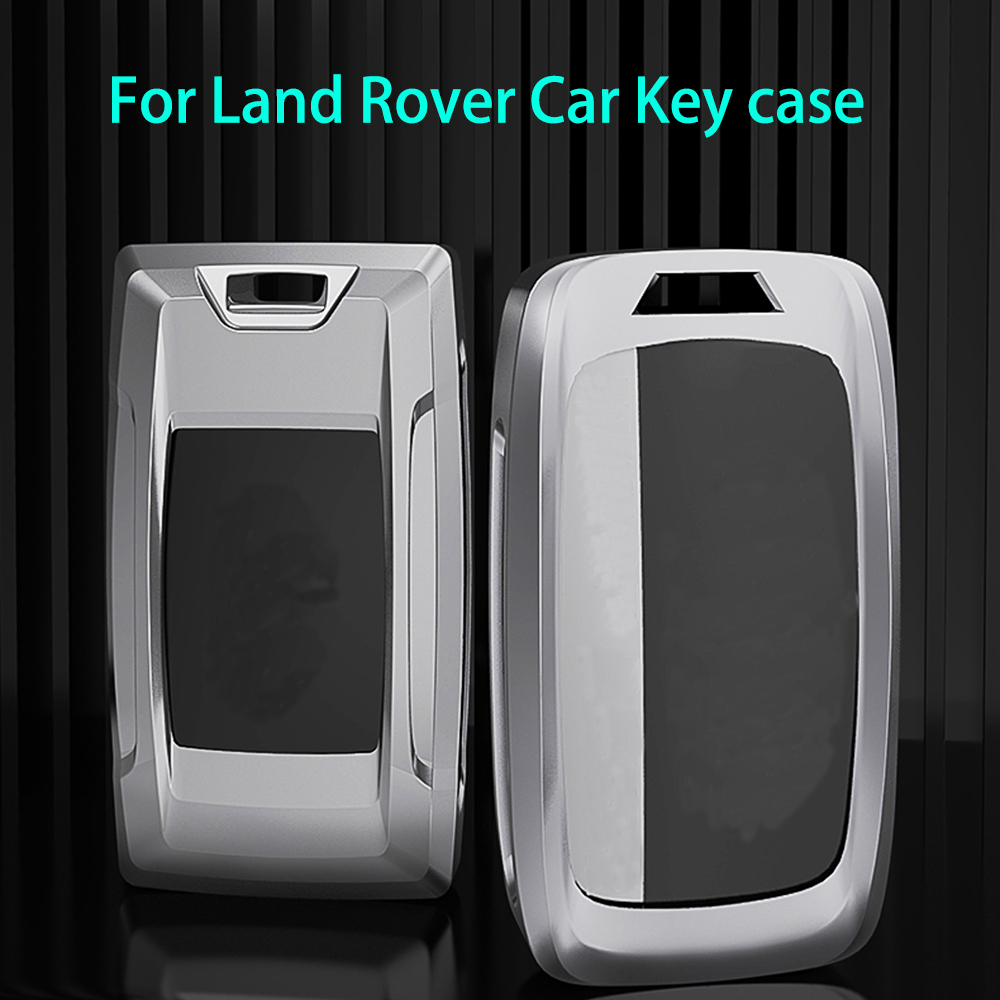 High quality Car Key Case Car Key Covers For Land Rover Range Rover Evoque Freelander 2 Discovery 3 4 Key Case Shell Key Case for Car     - title=
