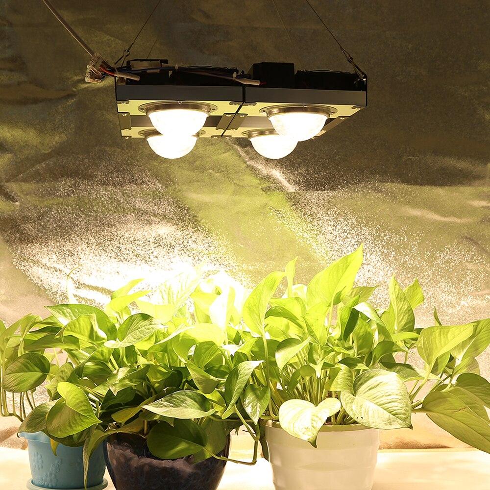 Image 2 - CREE CXB3590 400W 3500K COB LED Grow Light Full Spectrum 48000LM = HPS 600W Growing Lamp Indoor Plant Growth Lighting PanelLED Grow Lights   -