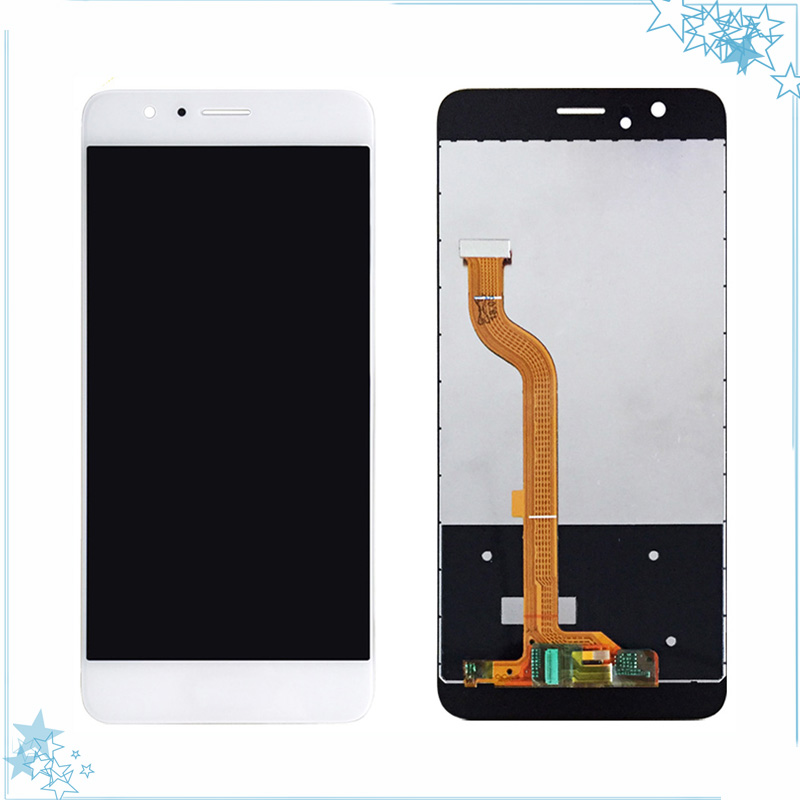 <font><b>Display</b></font> For <font><b>Honor</b></font> <font><b>8</b></font> LCD Touch Screen Repair with Frame <font><b>Original</b></font> 5.2'' LCD For Huawei <font><b>Honor</b></font> <font><b>8</b></font> <font><b>Display</b></font> FRD-L09 Replacement Parts image