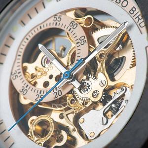 Image 3 - レロジオ Masculino ボボ鳥自動腕時計男性トップブランドの高級機械式腕時計男性 erkek kol saati ドロップシッピングの Oem