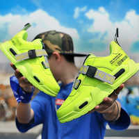 Running Mens Casual Shoes Breathable Leather Shoes Men Sneakers for Men Sport Shoes Basket Tenis Masculino Zapatos Hombre AODLEE