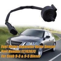 Black Auto Car Diesel Water Sensor For Saab 9 3 & 9 5 Diesel Diesel Water Sensor 12762673 #BL4|Switch Control Signal Sensor| |  -