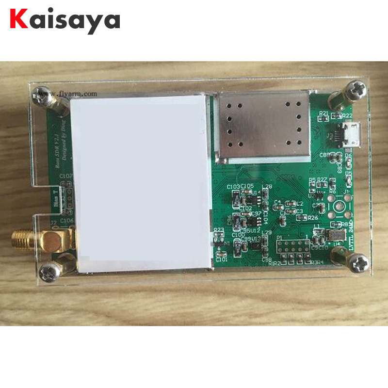 10KHz-2GHz Wideband 14bit Software Defined Radios SDR Receiver SDRplay With Antenna Driver & Software With TCXO 0.5PPM  D2-009