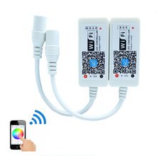 Magic Home Mini RGB RGBW Wifi Controller For Led Strip Panel light Timing Function 16million colors Smartphone Control