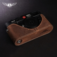 Taiwan TP Original Handleather Leica Leica M7 Camera Pack Leica M7 Leather Cover M6 Protective Case Handle