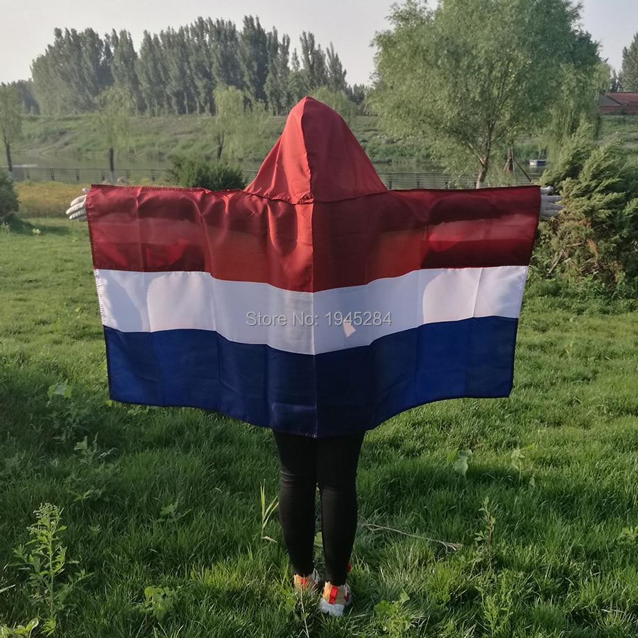 Nederland Vlag Cape Lichaam