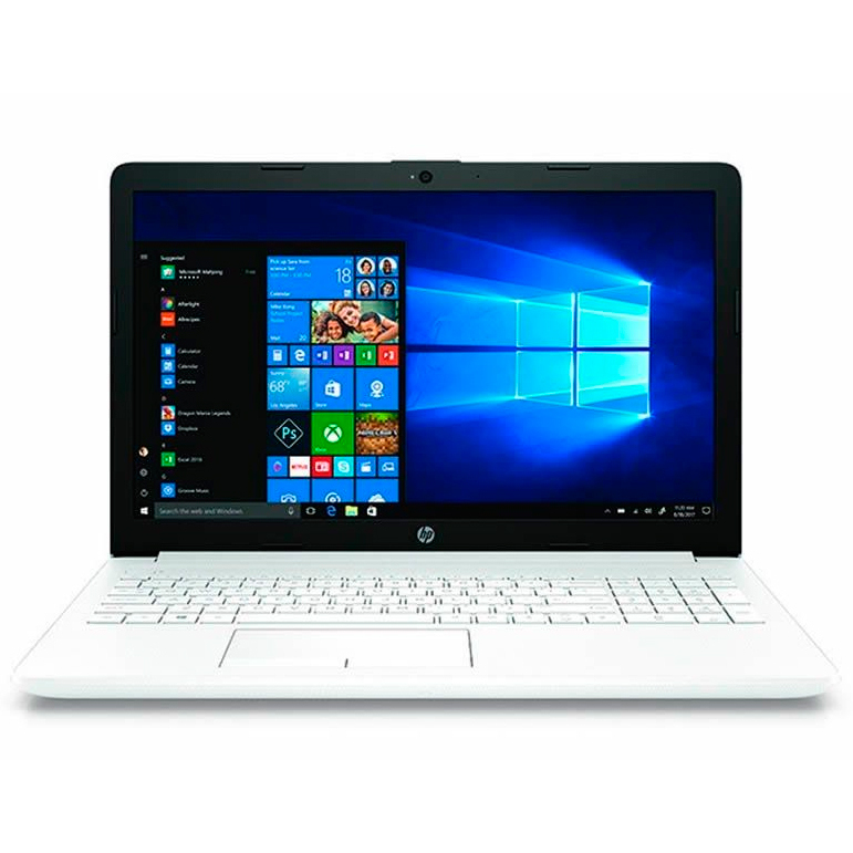 LAPTOP HP 15-DA0047NS-I5-8250U 1.6 GHZ-8 Hard GB-256 Hard GB SSD-15.6