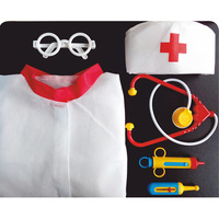 Doctor Toys other 86837 Toys Doctor set of 6 items Doctor Toys 86837 Toys Hobbies Pretend Play for children < 3 years old