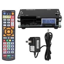 OSSC Kit convertidor HDMI para consolas de juegos Retro PS1 2 Xbox Sega Atari Nintendo, enchufe de EE. UU. Agregar adaptador de la UE