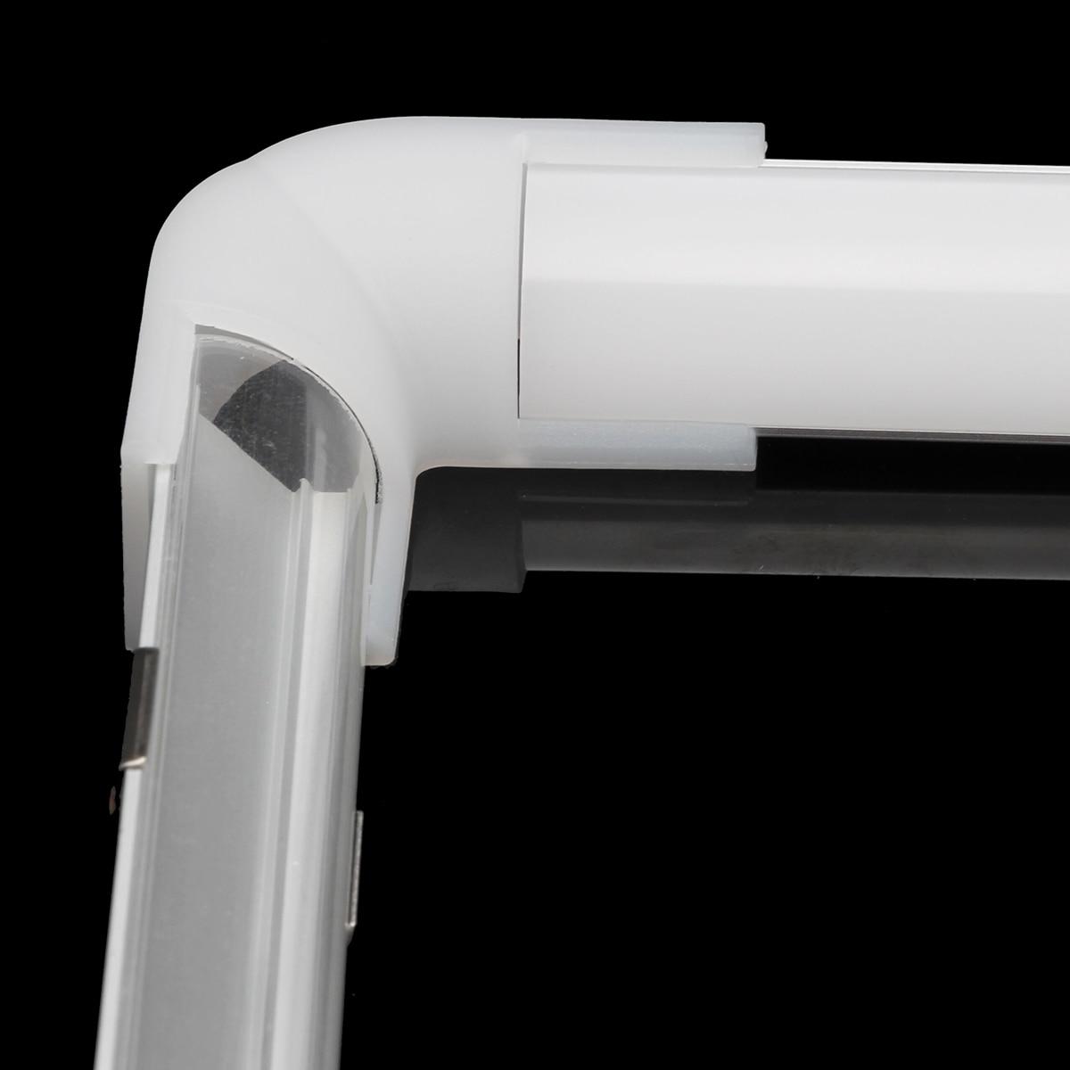 90 Degree Corner Connector Led Corner Aluminium Profile Link 16*16mm Profile Joint