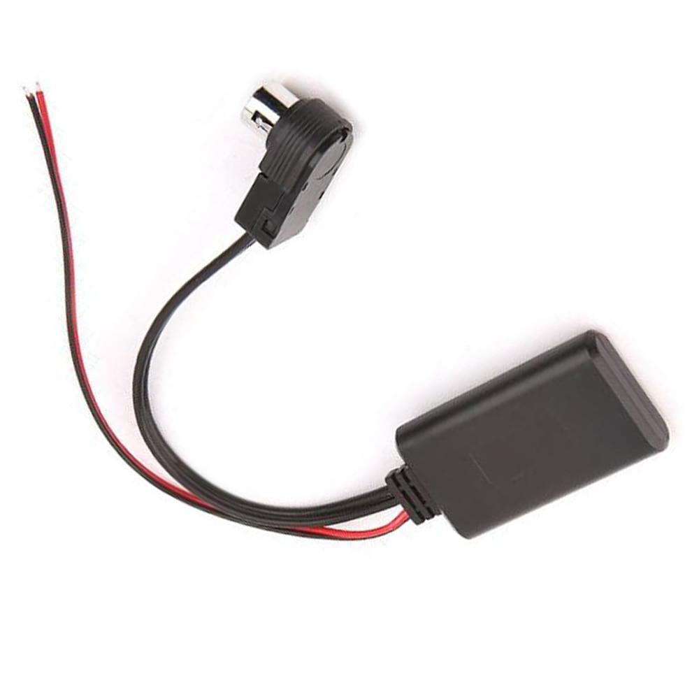 cheapest Biurlink Bluetooth 5 0 Audio Aux-in Cable Adapter Ai-net Port for JVC Alpine Stereo KS-U58 PD100 U57 U29