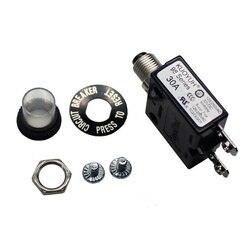 Kuoyuh 98 series 30A ручной сброс двигателя насоса термозащитные автоматические выключатели