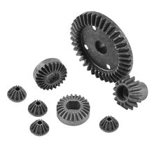 5 Pcs/Lot Differential Main Metal Spur Motor Gear RC Toy Part for RC Crawler Car 1 5 rc car metal middle complete diff gear set metal middle differential assembly fit rovan lt losi 5ive t toy parts