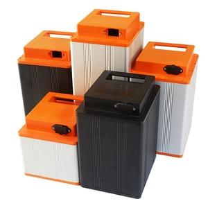 Image 5 - Boîtier de batterie Lithium ion 12V/24V/36V/48V boîtier en aluminium pour batterie li ion 18650 26650 32650