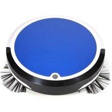 Домашний 4 в 1 перезаряжаемый робот для автоматической уборки умный подметальный робот грязевая Пыль для волос автоматический пылесос для электрического пылесоса Clea