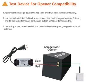 Image 2 - Tuya  Smart Wifi Garage Door Opener /Closed Compatible With Alexa Googel Home Smart Life