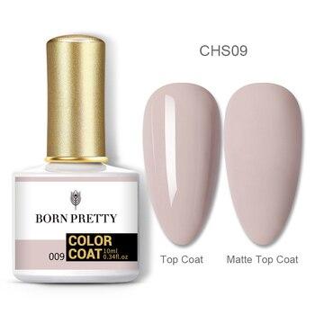 BORN PRETTY Nail Gel 120Colors 10ml Gel Nail Polish Soak Off UV LED Gel Varnish Holographics Shining Nagel Kunst Gellack 67