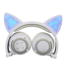 LED Dewasa Kucing Headset
