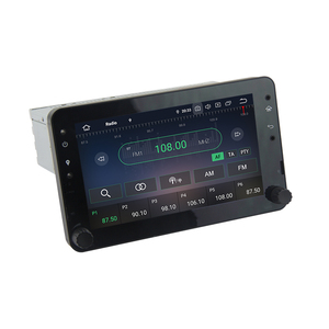 Image 2 - Eunavi Android GPS para coche Multimedia para Alfa Romeo 159 Brera 159 Sportwagon Auto Radio Audio estéreo TDA7851 wifi