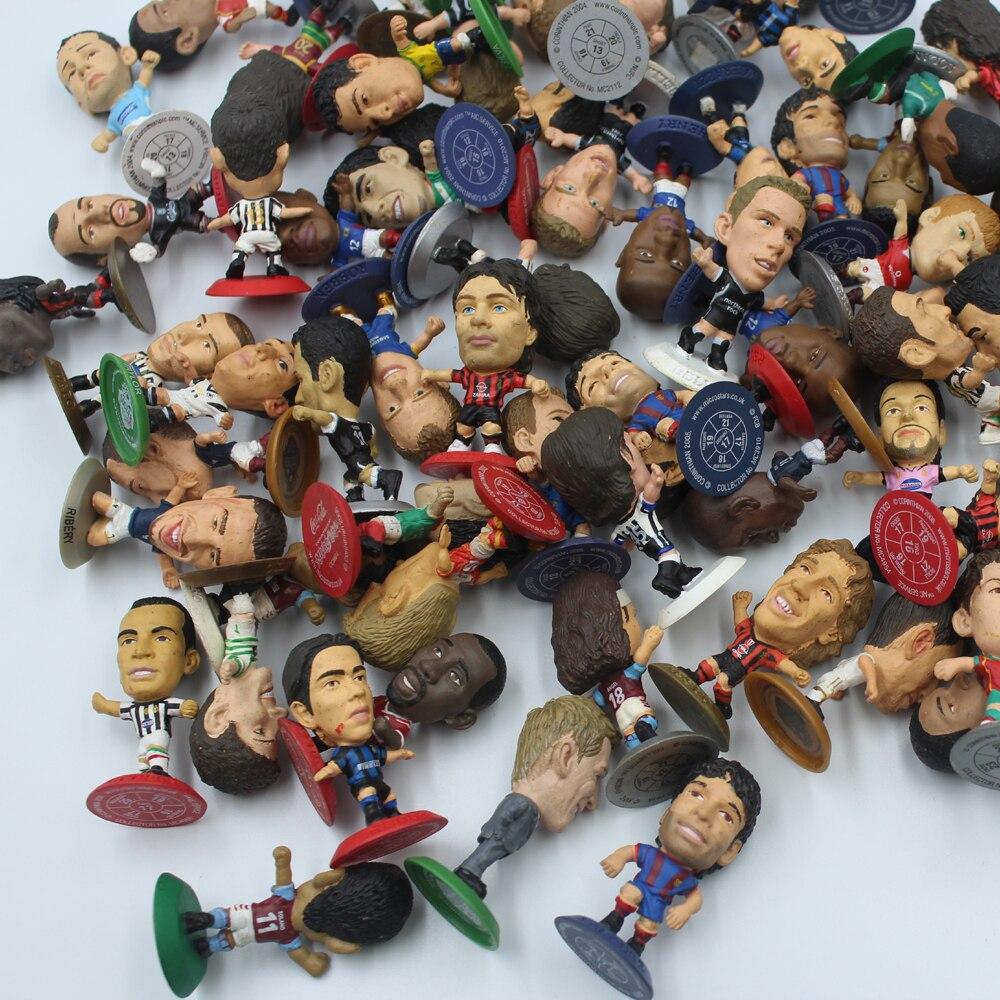 10 шт. 20 шт. 30 шт./лот игровые куклы 2 дюйма 5 см фигурка игрушки