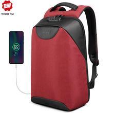 Fashion TSA Lock 15.6 inch Women Anti Theft Travel USB Female Backpacks for Teenagers Waterproof School Vintage Female Mochilas