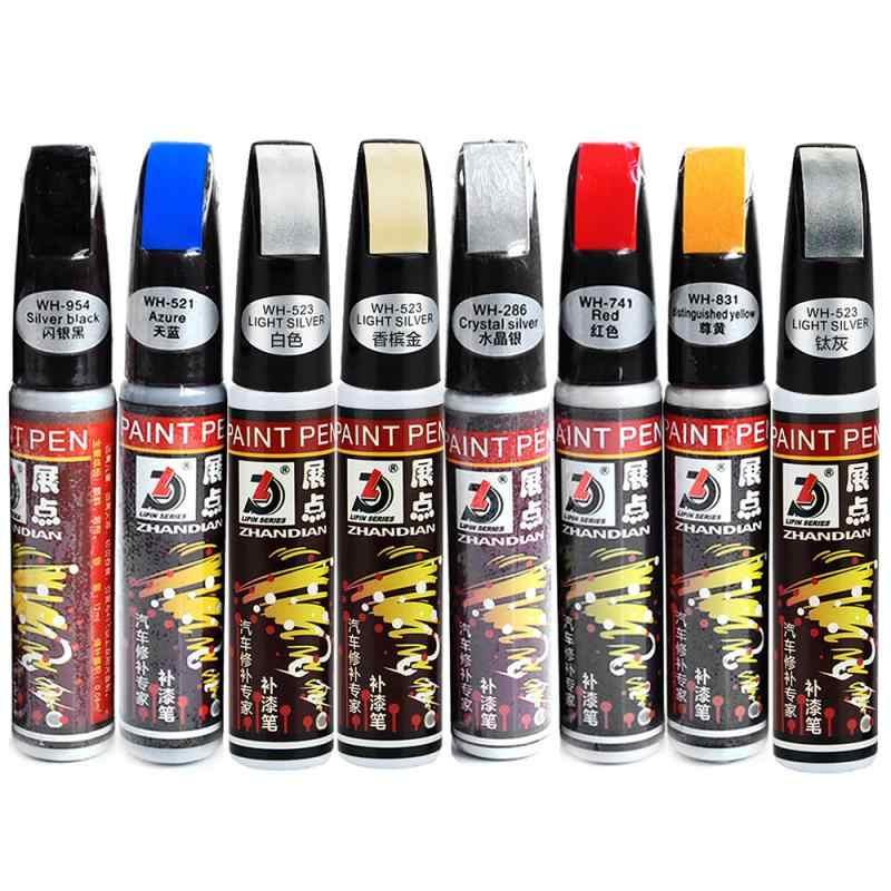 8 Colors DIY Car Clear Fix Scratch Remover Touch Up Pen Auto Paint Repair Pens Repair Agent Car Paint Repair Tool