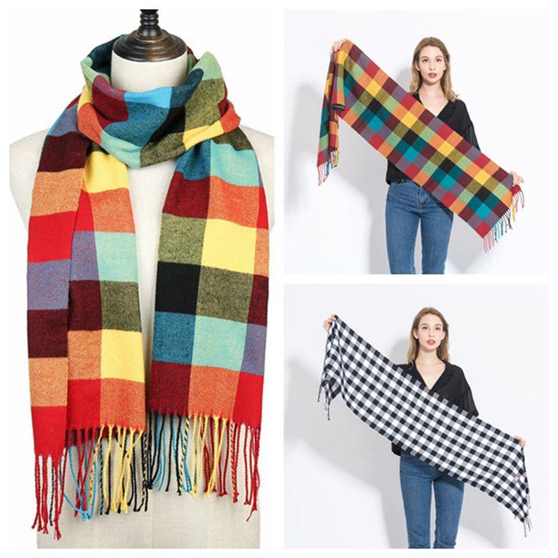 Nuevo diseño para mujeres damas impresión bufanda Cálido Chal Cuello en O Bufandas De Moda Bandana