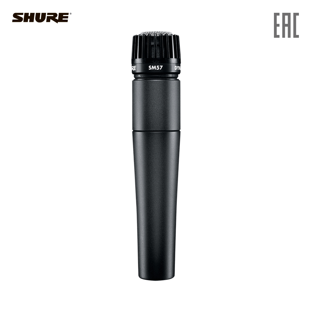 SHURE Microphones SM57-LCE Consumer Electronics Portable Audio microphone karaoke studio for pc