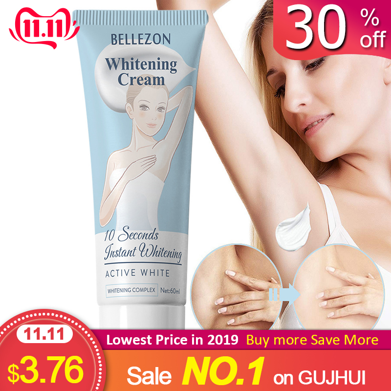 Image 1 - Women Vaginal Lips Private Part Pink Underarm Whitening Cream Dark Nipple Anal Bleaching Cream-in Body Self Tanners & Bronzers from Beauty & Health