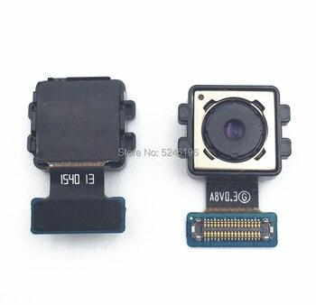 1pcs Back Rear big Main Camera Module Flex Cable For Samsung Galaxy A8 A8000 C5 A800 Back Main Flex Cable Camera Original New цена 2017