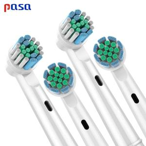 8/14pcs Replacement Brush Heads For EB17A Oral B Electric Toothbrush Advance Power/Pro Health/3D Excel/Vitality Precision Clean