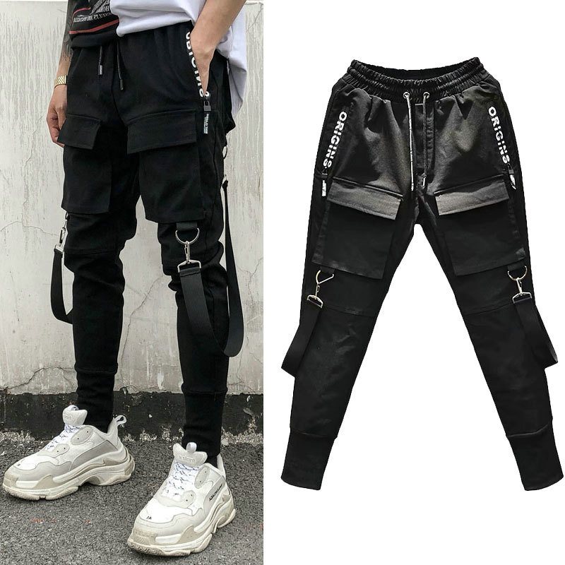 Pantalones de moda hombre