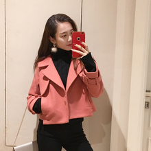 coat short women 2018