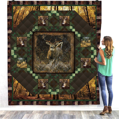 Hunter Deer Viking Tattoo Deer 3d Quilt Blanket Bedding Throw Soft Warm Thin Office Blanket With Cotton Style 4 Quilts Aliexpress