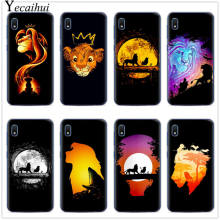 Cool Lion King Pumba Case voor Samsung Galaxy A10 A20 A30 A40 A50 A60 A70 A80 Telefoon Silicone Cover Soft terug Coque Hakuna Matata(China)