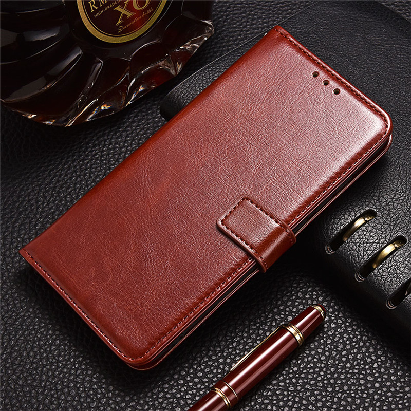 Leather <font><b>Flip</b></font> <font><b>Case</b></font> for <font><b>Sony</b></font> Xperia T3 L1 L2 L3 C3 C4 C5 C6 E2 E3 E4 E4G E5 E6 <font><b>Z4</b></font> Z5 Premium Compact Mini Soft Silicone Cover image